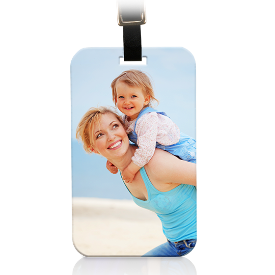 Customizable Acrylic Luggage Tags